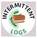 Intermittent Logs