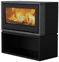 Lotus Style 470 + Soapstone Frame: LT-STYLE-470W-SOAP